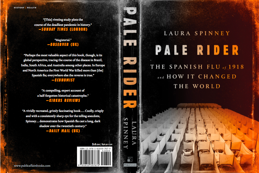 Pale Rider | Laura Spinney