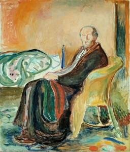 Edvard Munch [Public domain], via Wikimedia Commons