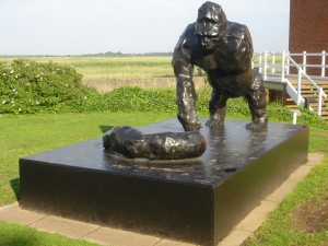Sculpture, Snape Maltings